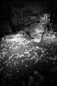2013's feather pillow incident. Photo by Johnny Anguish, Daykamp Creative
