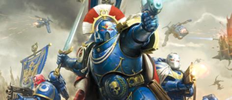 Warhammer 40,000 40k conquest card game