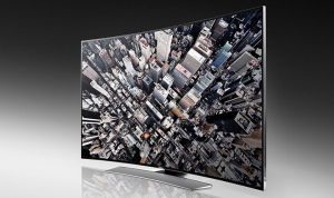 Samsung Curve ULTRA HD TV features better corner to corner viewing